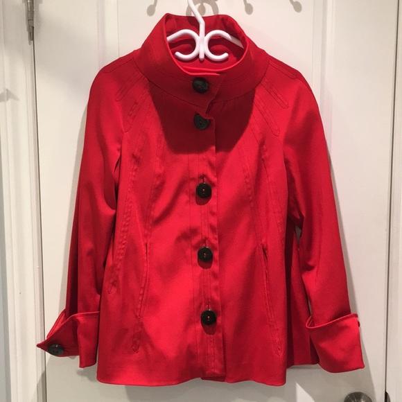 Zara Red jacket